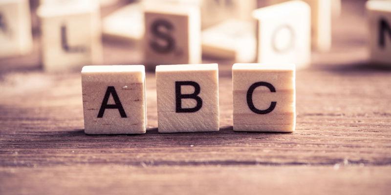 Einblicke in das Marketing ABC