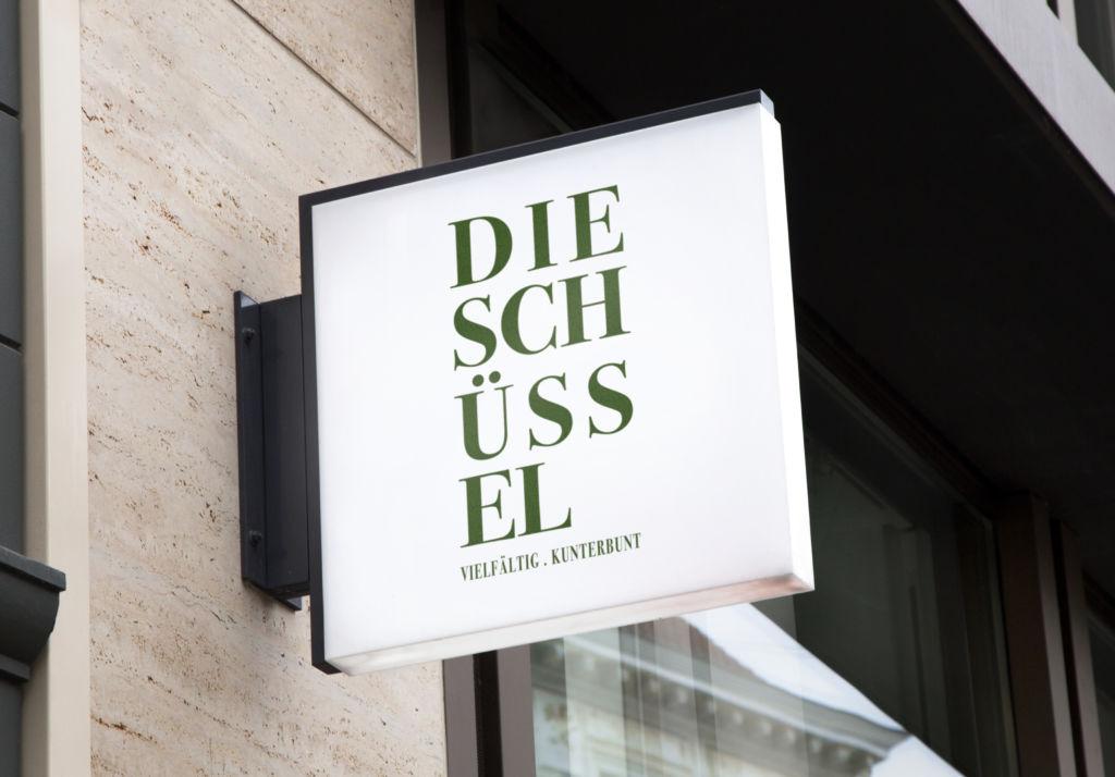 Logo Die Schüssel