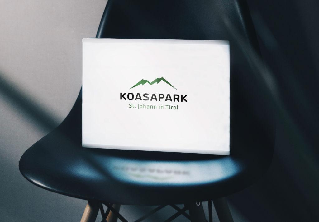 Logo Koasapark St. Johann in Tirol