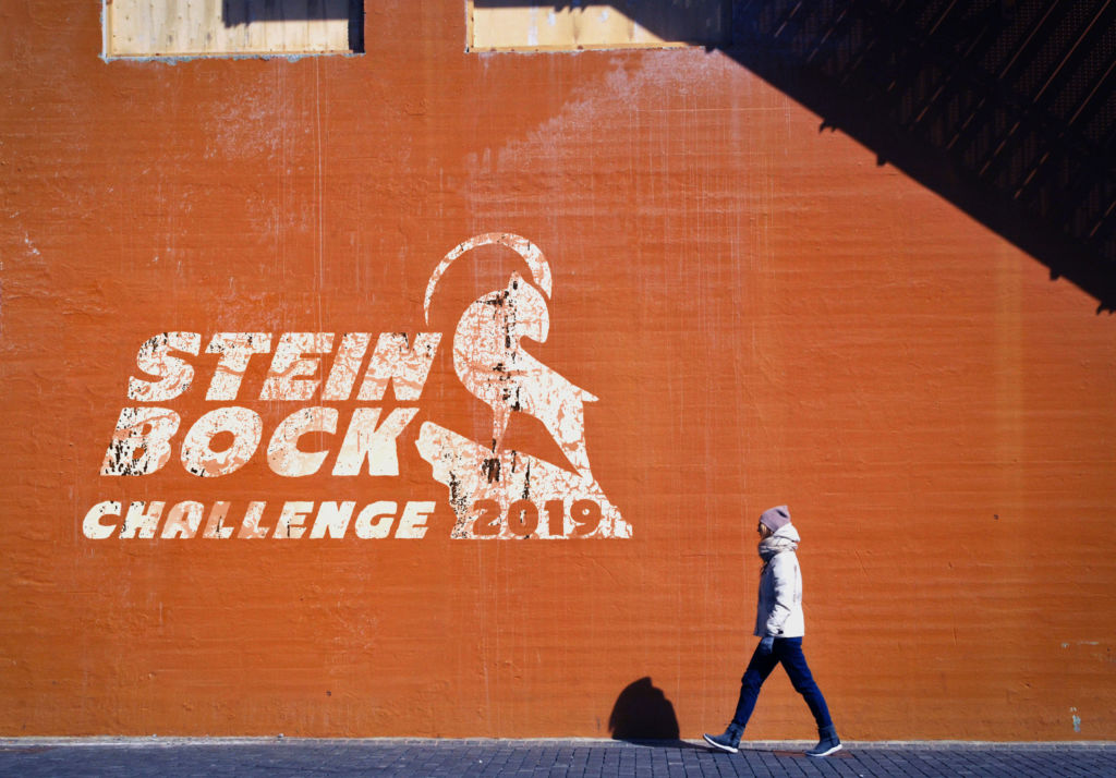 Logo Steinbock Challenge