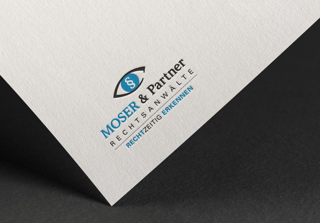 Logo Moser & Partner Rechtsanwälte
