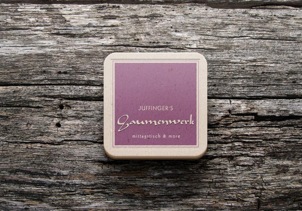 Logo Juffinger's Gaumenwerk