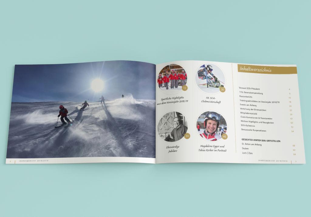 Jahresbericht Ski-Club Arlberg