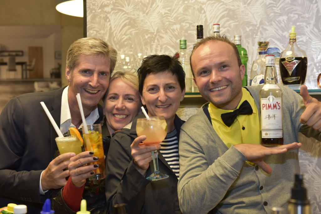 After-Work-Party bei SAPPL Wohnkultur
