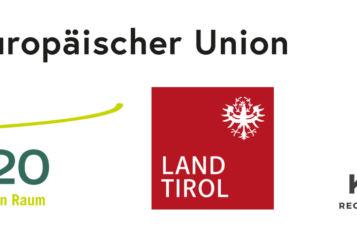 Die Innovationsplattform Kufstein i.ku wird als LEADER-Projekt von Bund, Land und Europäischer Union gefördert.