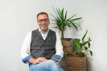 CURATIO Geschäftsführer Martin Hechenbichler, MSc
