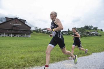 Ein Jedermann-Bewerb sowie der Kindertriathlon am Vormittag machten die Veranstaltung zu einem Triathlonfest für die ganze Familie.
