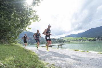 Bei idealen Bedingungen ging am Samstag, den 15. August 2020 die 2. Auflage des Thiersee Triathlons über die Bühne.