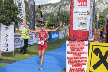 Bei den Damen entschied Lisa Perterer aus Kärnten das Rennen für sich.