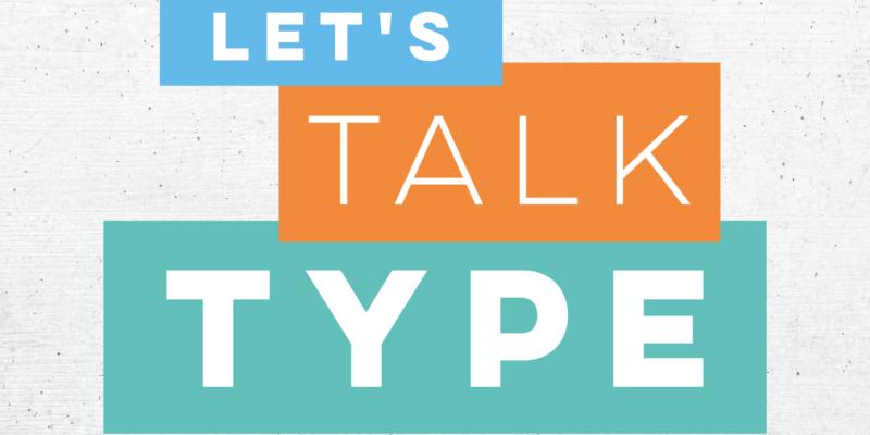 Titelbild Blogpost Typografie ofp kommunikation
