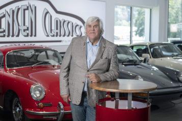 Helge Jensen zählt seit 35 Jahren zu den renommiertesten Restauratoren Europas.