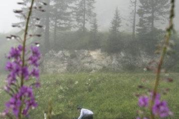 Insgesamt bewältigten die Teilnehmer 150 Kilometer und 2.500 Höhenmeter bis zum Ziel in St. Anton am Arlberg.