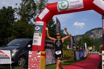 Tiroler Meisterin wurde die junge Tabea Huys.