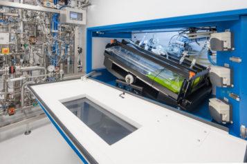 Um das bestmögliche Ergebnis zu erzielen wurden Single-Use-Systeme mit Anlagenkomponenten aus Edelstahl kombiniert.
