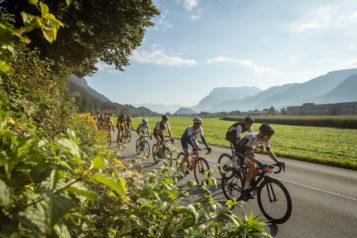 Die drei Strecken von 48 bis 124 Kilometern Länge, die allesamt durch eine traumhafte Kulisse führen, boten für jeden Athleten die richtige Challenge.
