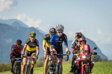 Sowohl bekannte Gesichter aus der Rennrad-Szene als auch Hobbyfahrer gingen an den Start des Kufsteinerland Radmarathons.